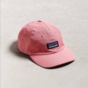 NWT Patagonia Pink Hat